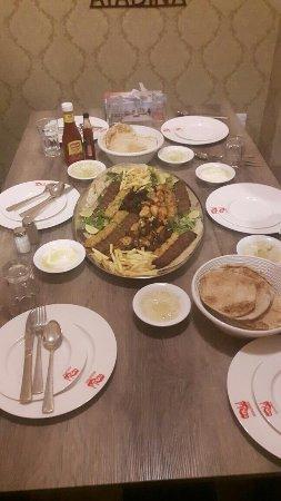 Ayadina Restaurant and Cafe