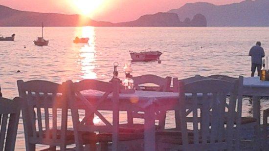 Klima, Yunani: Super ουάου η θέα !!!