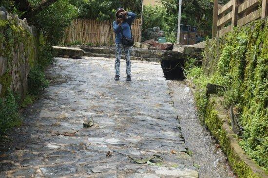 Yangyuan County, Trung Quốc: Memotret obyek dikampung seputar Yang Yuan