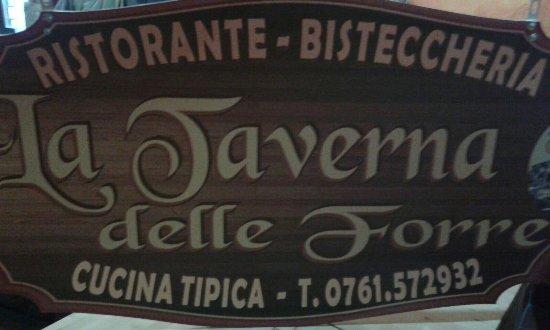 Corchiano, Italien: La sperella