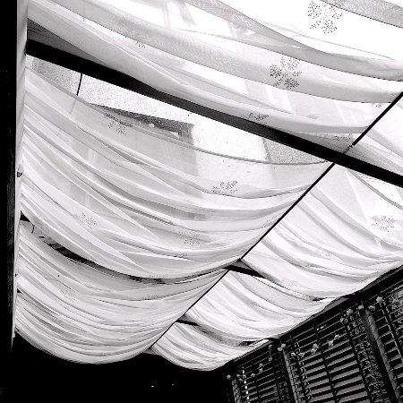 Ceiling Drapes Picture Of Conservatory Restaurant Exeter Exeter