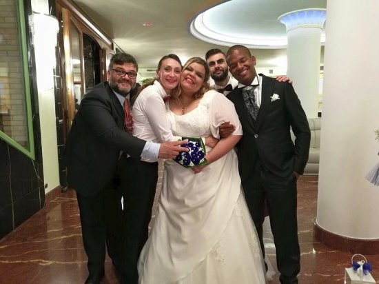 Penna San Giovanni, Italia: Le nostre nozze da favola