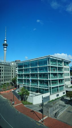 Sofitel Auckland Viaduct Harbour: Nice view