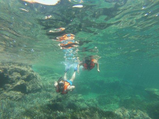 Cabo de Palos, Spanien: Snorkel