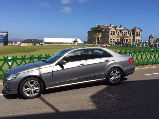 ‪Devere Chauffeur Drive Edinburgh -  Tours‬