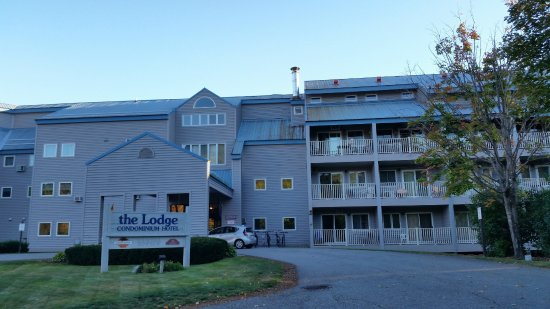 The Lodge at Lincoln Station Resort: The Lodge at Loon Station
