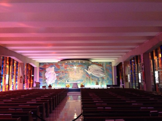 United States Air Force Academy: Catholic Church at Air Force Base