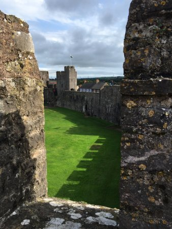 Pembroke, UK: And more views