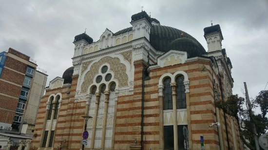 Central Sofia Synagogue (Tsentralna Sofiiska Sinagoga): 20160920_122642_HDR_large.jpg
