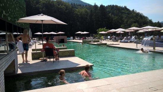 Rimske Toplice, Slovenya: le piscine esterne