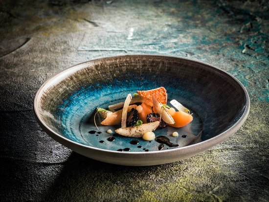 Squid Ink: Plated Borallis