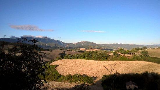 Fermignano, Italien: vista