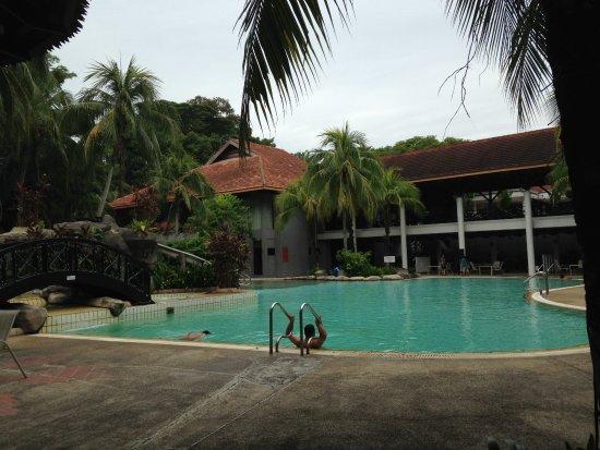 사바 호텔 사진