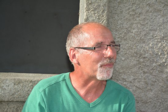 Lutry, Suisse : Alain Chollet
