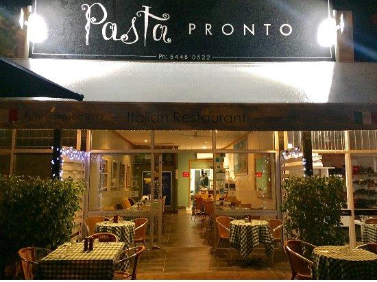 Pasta Pronto : Just renovated