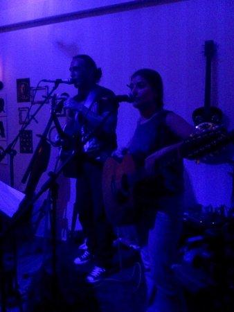 Ciudad de Skiathos, Grecia: Album: September '16- great nights, great people and the coolest rockstar exhibition by David Ha