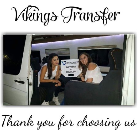 Dalaman, Turkey: vikings transfer