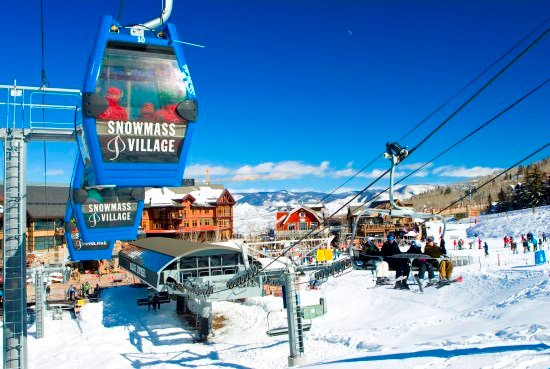 Snowmass Village Gondola