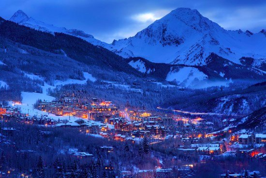 Snowmass Village, CO: Snowmass Mountain