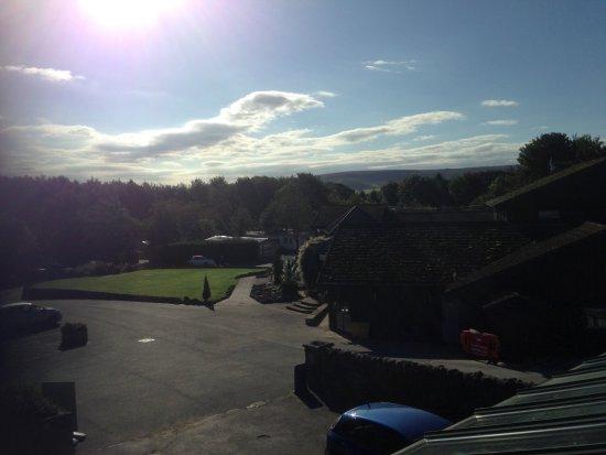 Threshfield, UK: Peaceful view