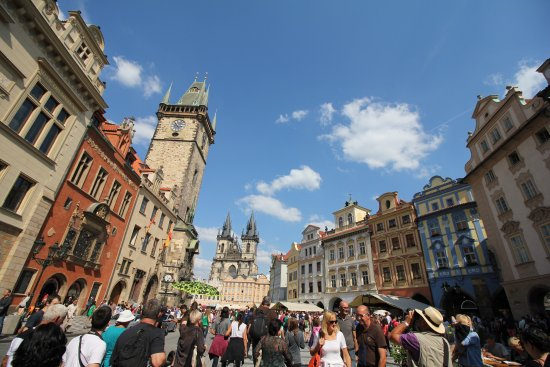 Eidon Heritage Prague Tours