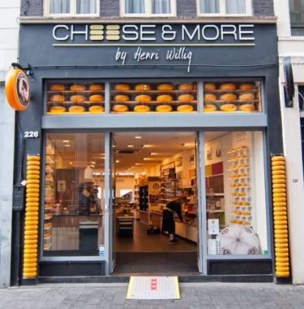 Cheese & More Dam