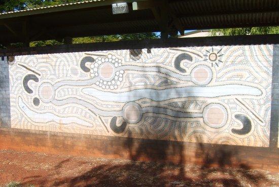 Halls Creek, Australien: Local Art