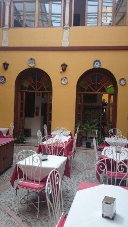 Hotel Mezquita : Sala prima colazione