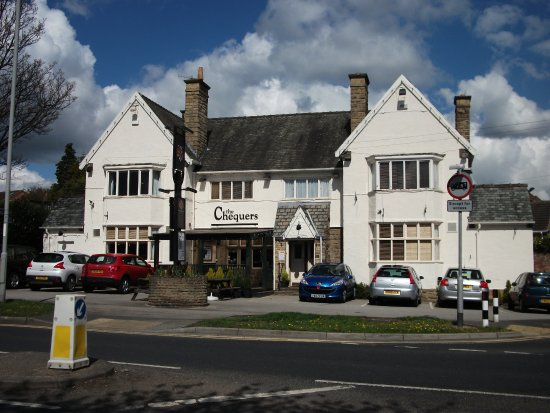 Rotherham, UK: The Chequers Inn