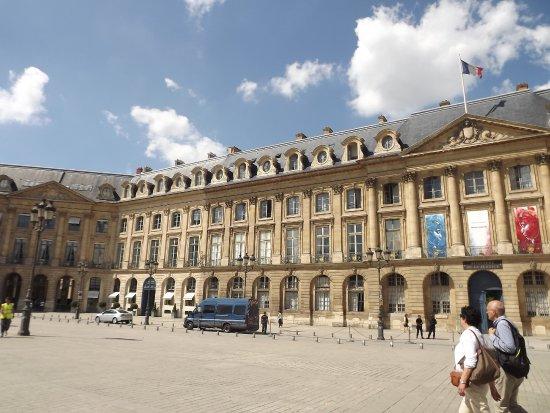 Place Vendome: piazza