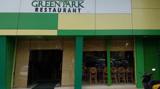 Green Park Restaurant Kandy