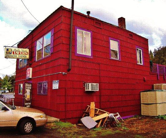 Oregon City, OR: Falls View Tavern