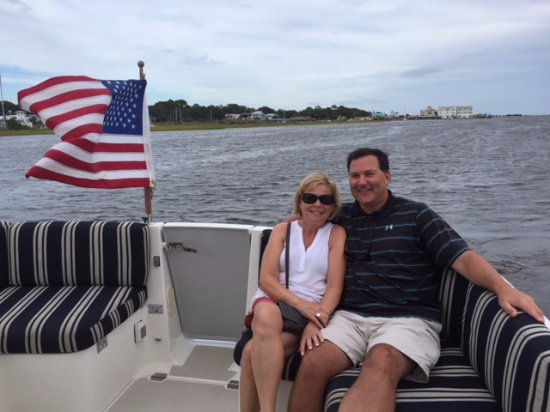Southport, NC: 9/13 tour for 2 with Captain Betsy