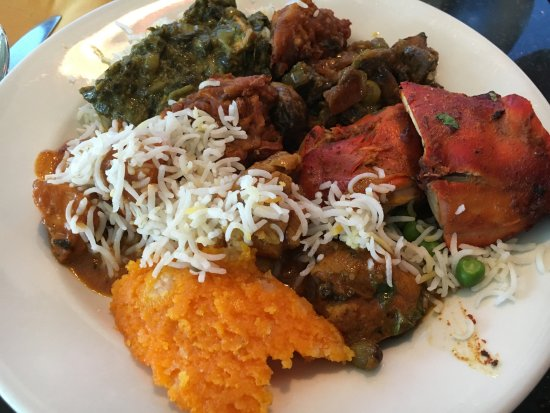 Gainesville, Wirginia: Taste of India