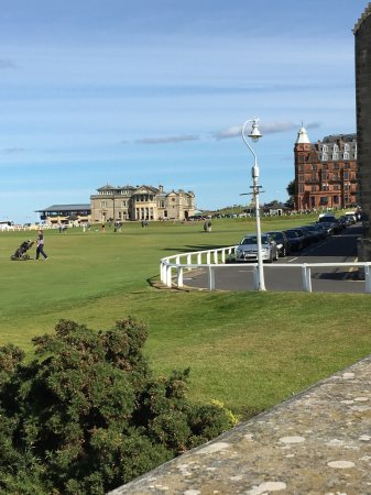 The Royal & Ancient Golf Club of St. Andrews: Stunning