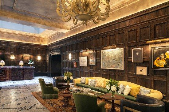 The Beekman A Thompson Hotel: Lobby