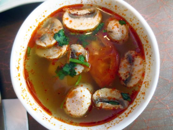 Arlington, MA: My all time favorite...Tom Yum Gai...You really have to try this soup. You won't regret it!