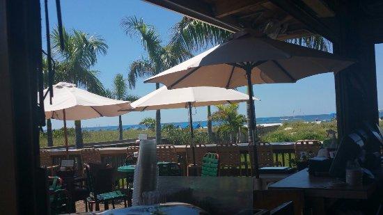 Jimmy B's Beach Bar: 20160916_122157_large.jpg