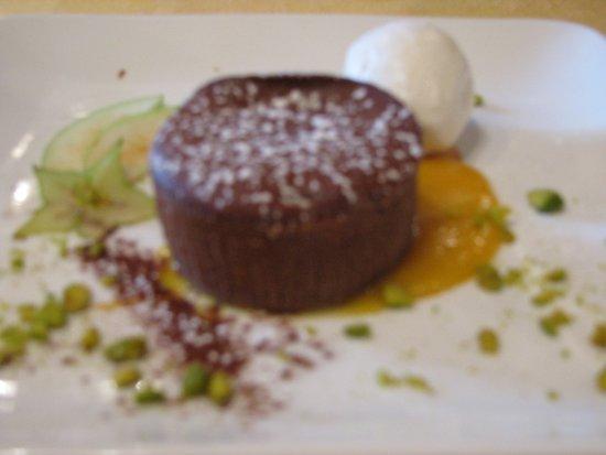 Baratier, France : Dessert