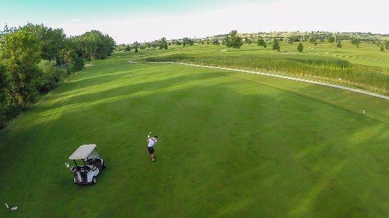 Prairie West Golf Course: Prairie West Greens