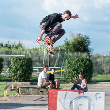 El Nino Skatepark