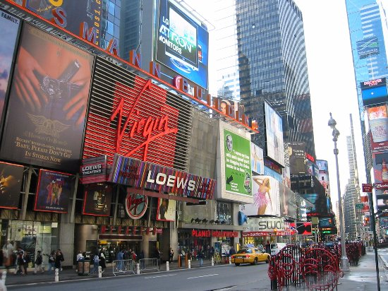Painted Naked Girls - Times Square, New York City Fnykpe - Tripadvisor-6154