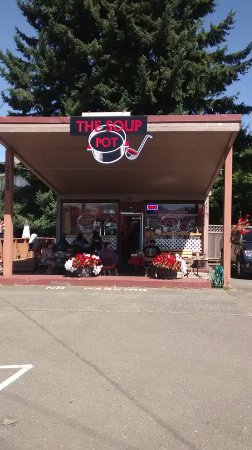 Courtenay, Canadá: The Soup Pot