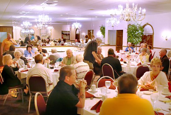North Tonawanda, estado de Nueva York: bright and beautiful banquet facility