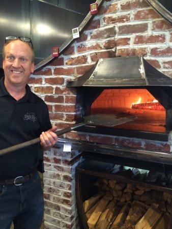 Battle Ground, Вашингтон: Uncle D's Wood Fire Pizza