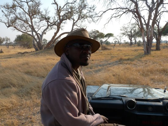 Hwange, Zimbabve: One of your guides. Great guys!