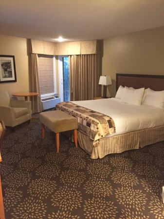Chase, Kanada: Deluxe King Room