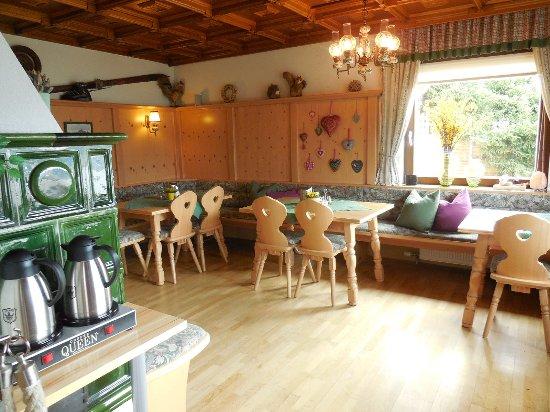 Landhaus Kitzblick: Breakfast room