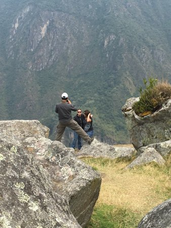 Across Peru