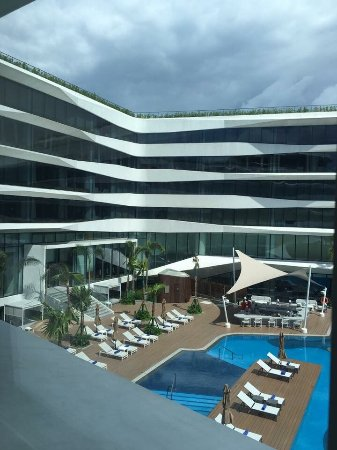 One of the best and New Hotel in Manila